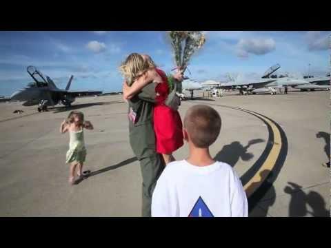 Fighter squadrons from Enterprise return to Oceana