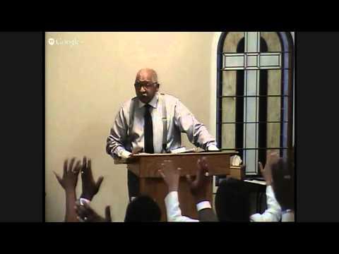 Apostle Leroy Thompson