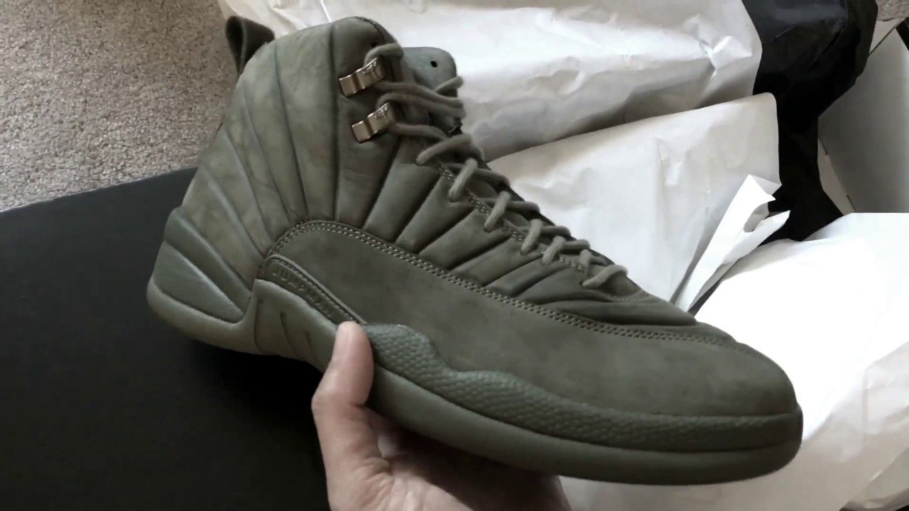 premium selection d410a 2a353 Unboxing Nike Air Jordan 12 XII PSNY