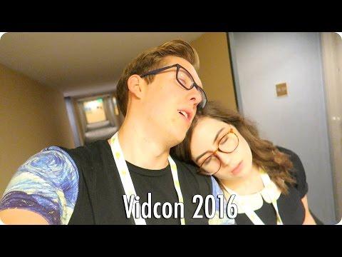 Feeling Dead from Vidcon 2016   Evan Edinger Travel Vlogs