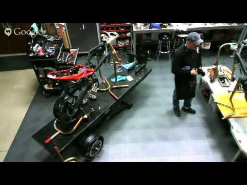 Riders Discount 2014 Triumph 675R Build