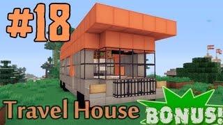 Minecraft - как построить Дом на Колёсах? (Bonus #18)(Фургон, кемпер, дача на колесах, RV я думаю вы долго ждали этих синонимов :D. ♪▻Пиар - https://vk.com/topic-43673219_31902211..., 2013-09-29T06:00:01.000Z)