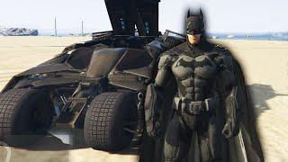BATMAN MOD (GTA 5)