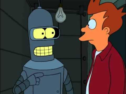 Futurama - Bender's Dream (Kill All Humans)