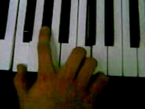 Chords of- Clocks by ColdPlay