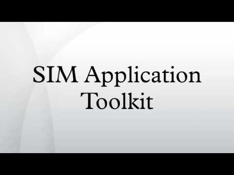 SIM Application Toolkit