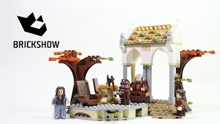 Lego The Lord Of The Rings 79006 The Council Of Elrond - Lego Speed Build