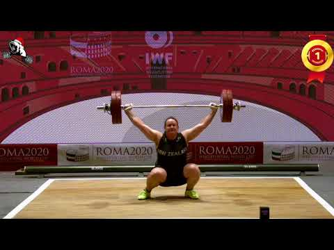 Female weightlifters allegedly told to 'be quiet' when they complain about transgender woman Laurel Hubbard competing against them