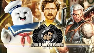 JoBlo Movie Show Podcast - Cable casting, More Ghostbusters, Iron Fist, LGBT Power Ranger & more! thumbnail