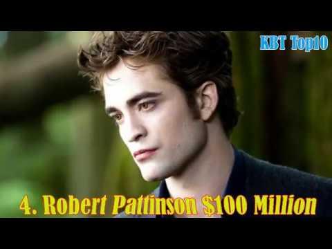 Top 10 Richest British Actors
