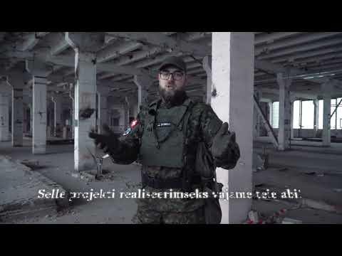 Narva CQB airsoft arena