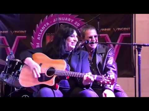 Vinnie Vincent - COMPLETE PERFORMANCE Atlanta KISS Expo