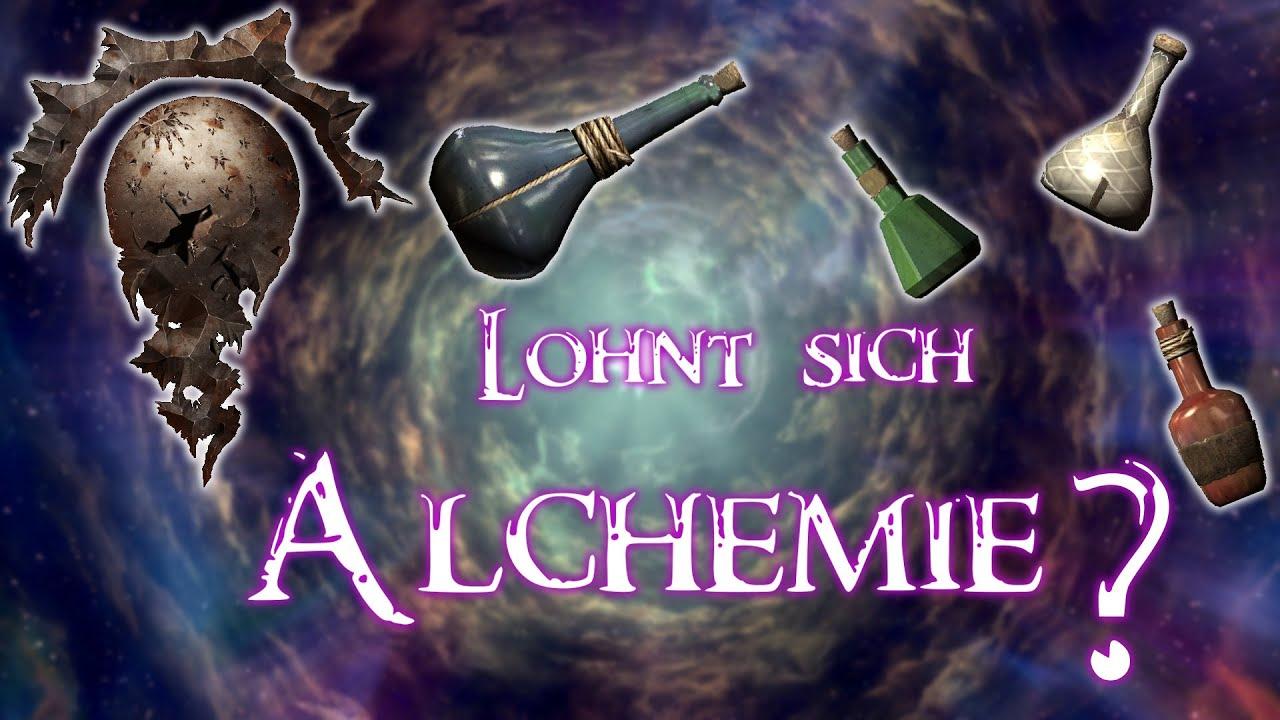 Alchemie Tipps