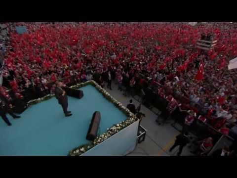 Recep Tayyip Erdoğan-Biz Kısık Sesleriz Şiir (Dua Şiir)