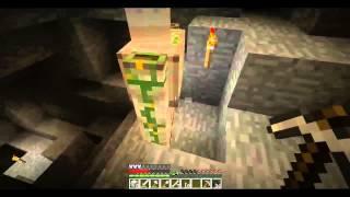 Minecraft #9...La grotta maledetta