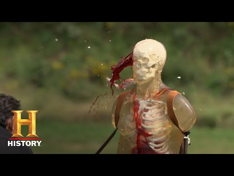 Forged in Fire: The O-Katana Tests (Season 6) | History