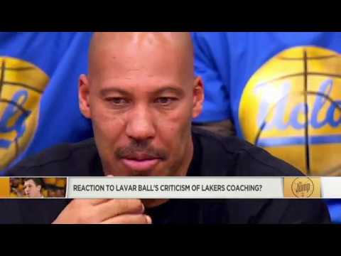 Download Youtube: LaVar Ball says Lakers don't know how to coach son Lonzo