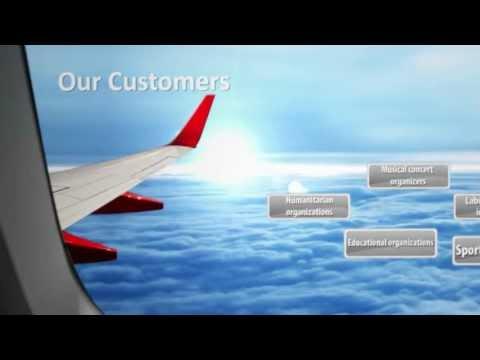 Aerovista | ACMI - Charter - Aviation Support Services