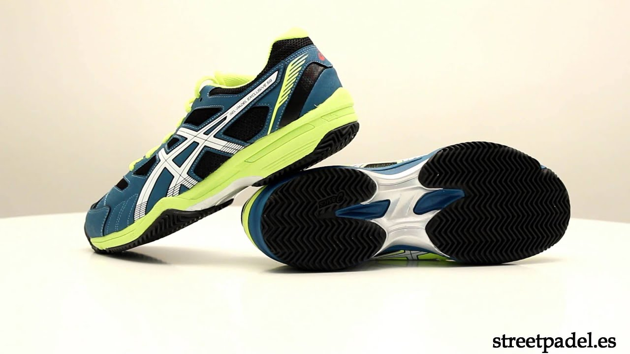 Unboxing Zapatillas Asics Gel Padel Exclusive 4 2015