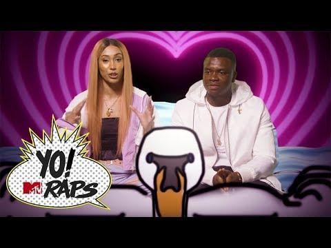 Relationship Advice With Michael Dapaah & Snoochie Shy | YO! MTV Raps | MTV Music