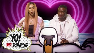 Relationship Advice With Michael Dapaah & Snoochie Shy | YO! MTV Raps | MTV Music