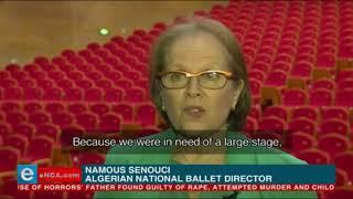 Algeria dream opera house