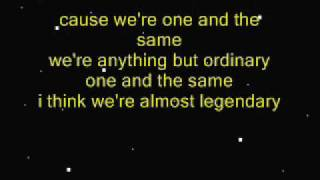 one and the same-princess protection program-lyrics