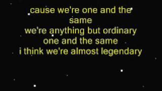 one and the same-princess protection program-lyrics
