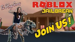 MUSEUM UPDATE IS OUT !! - ROBLOX JAILBREAK LIVE STREAM !! - COME JOIN THE FUN ! - #164