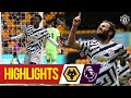 Elanga & Mata seal win to confirm unbeaten away record   Wolves 1-2 Manchester United
