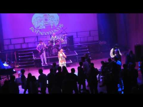 The Bohemians -  I Want To Break Free - Mick Jagger Centre, Dartford 1/11/14