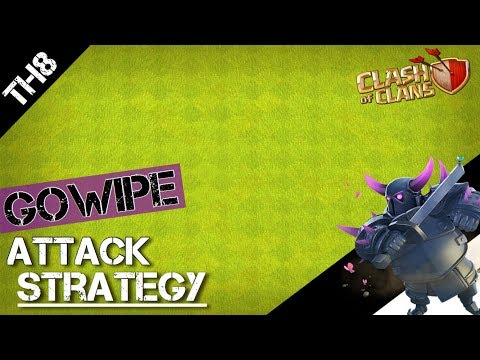 Best Town Hall 8 (TH8) Attack Strategy 2019 - Clash Of Clans