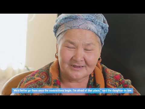 Midwife's life-saving story