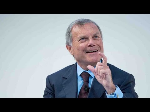 WPP CEO says 'Made in China' is becoming 'cool'