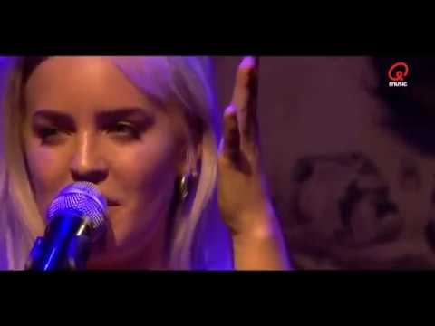 Anne-Marie - Then LIVE (The Qube  For Q Music Belgium)