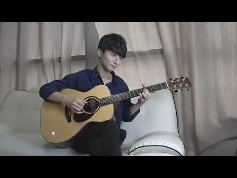 [Cover Request] (Elvis Presley) Can't Help Falling in Love - Sungha Jung - วันที่ 29 Sep 2018