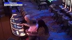 Casino shakedown as two women steal man's Rolex, money