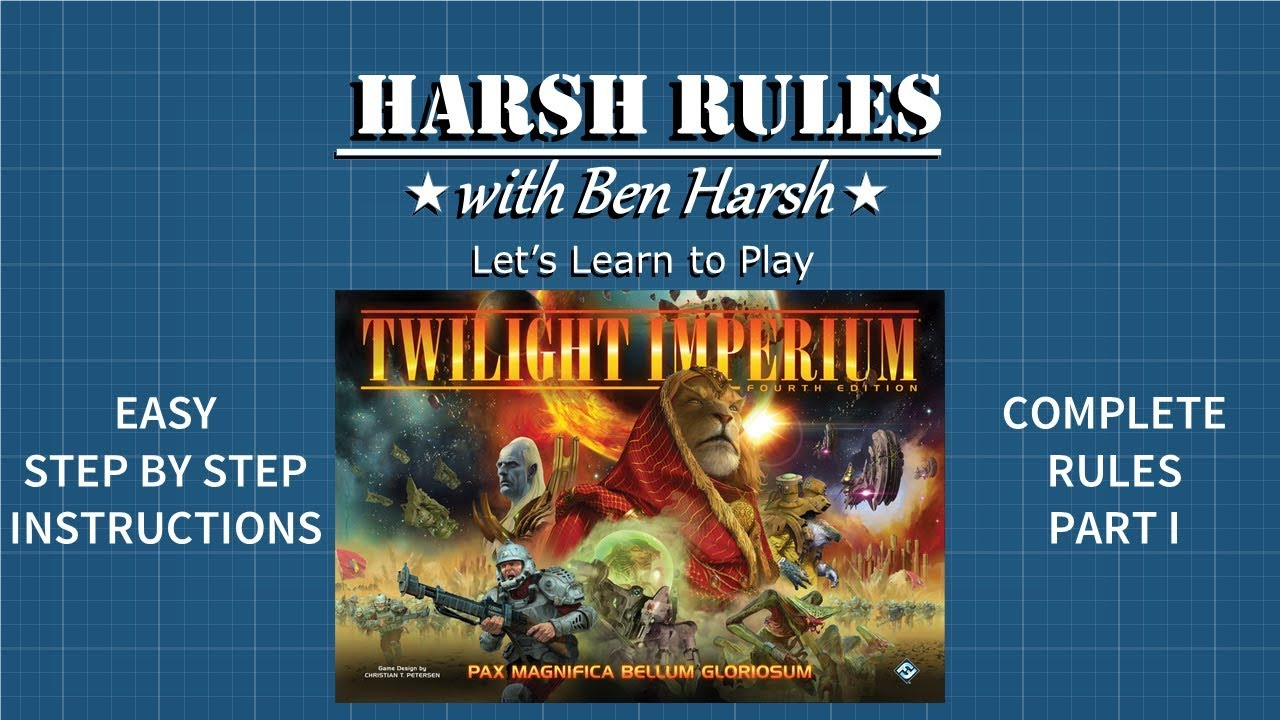 twilight imperium 4th edition rules