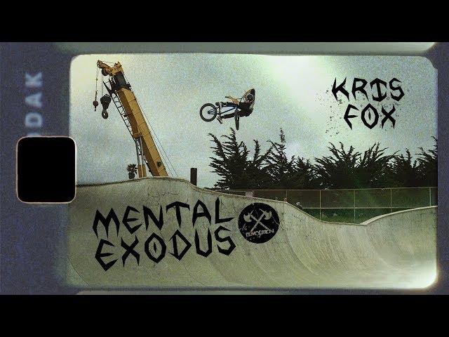 DEMOLITION BMX: Kris Fox -