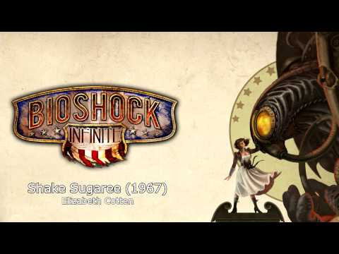 Bioshock Infinite Music - Shake Sugaree (1967) by Elizabeth Cotten
