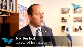 Jerusalem supports France