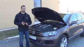 Volkswagen Touareg - 3 zalety i 3 wady