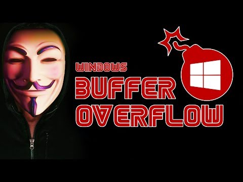 Buffer Overflow Tutorial in Windows with Exploit