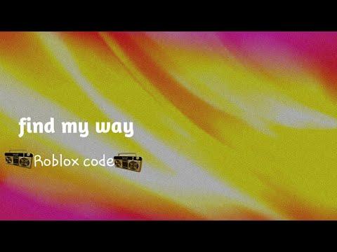 Roblox Code Da Baby Find My Way Youtube