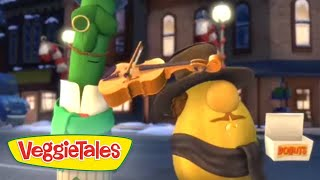 Veggie Tales | Doghnuts | Silly Songs With Larry | Kids Cartoon | Videos For Kids