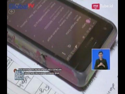 Download Terungkap! Inilah Transkip Percakapan Pelaku & Korban Sebelum Pembunuhan PNS BNN Terjadi - BIS 05/09