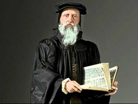 John Calvin - Comparison Between the False Church and the True (1 of 3)