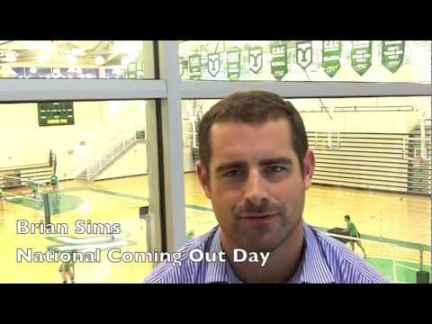 Brian Sims on National Coming Out Day