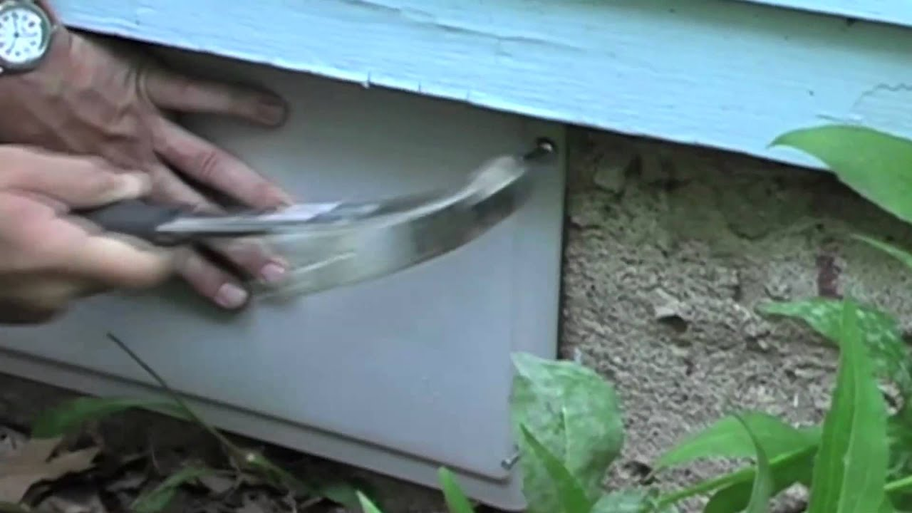 How to Get Rid of Musty Crawl Space Odors Ask the Expert