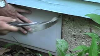 How to Get Rid of Musty Crawl Space Odors | Ask the Expert | The Basement Doctor of Cincinnati